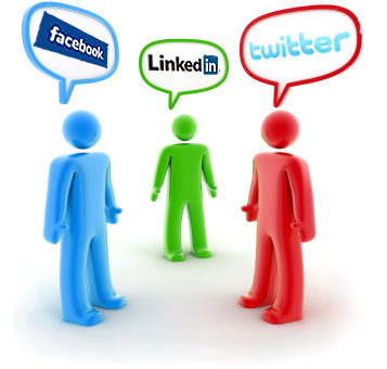 facebooktwitterlinkedin Use these 8 Tips to Become More Successful With Social Media Marketing