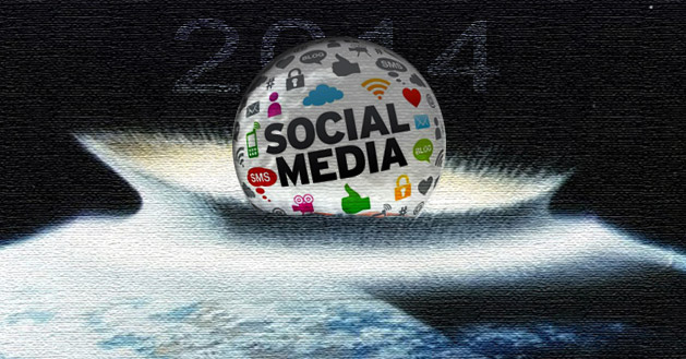 social media Pay Attention to these 7 Predictions in Social Media for 2014