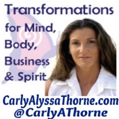 b636bf1f1660de11e6fceb89045ca567 400x400 Spreading the Influence with Carly Alyssa Thorne