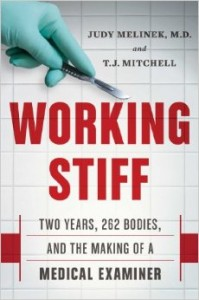 Interview with Forensic Pathologist, Dr. Judy Melinek and Author TJ Mitchell