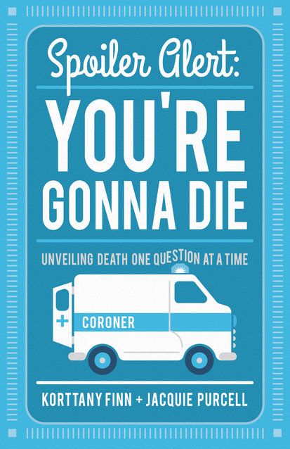 An Interview with a Coroner and an Author that Co-Wrote a Book About Death