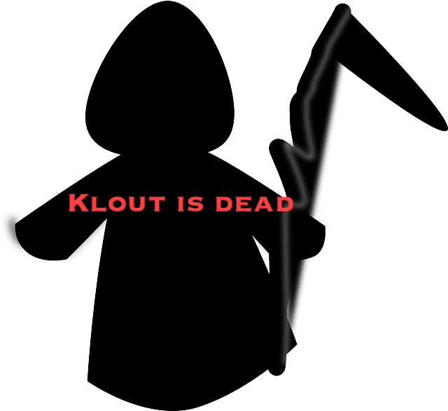 Klout is Dead
