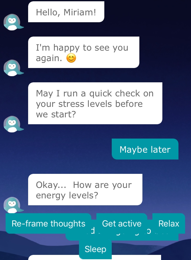 Mental Health Chatbots Are Becoming Popular